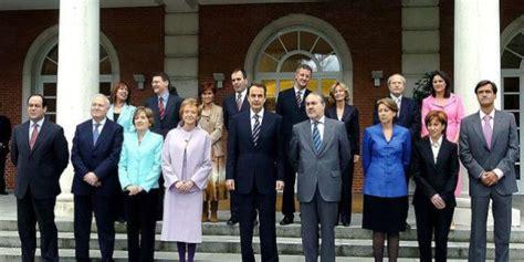 ¿Quién sabe dónde?: El primer Gobierno de Zapatero, diez ...