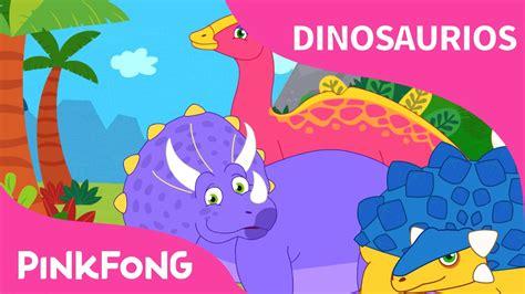 ¿Quien Soy Yo? | Dinosaurios | PINKFONG Canciones ...