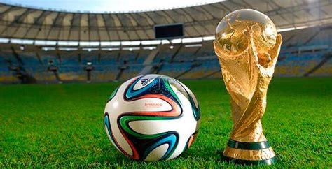 ¿Quién televisa los partidos del Mundial de fútbol de Brasil?