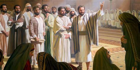 ¿QUIÉNES FUERON LOS 12 APÓSTOLES? ELEGIDOS POR JESÚS