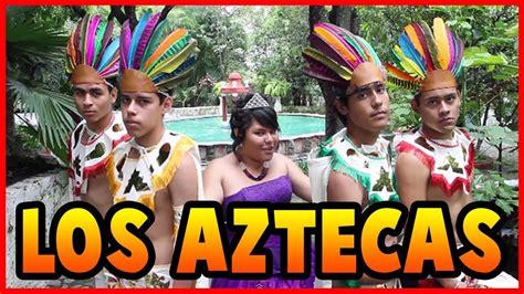 ¿Quienes fueron los AZTECAS?   FabrizioPoke   YouTube