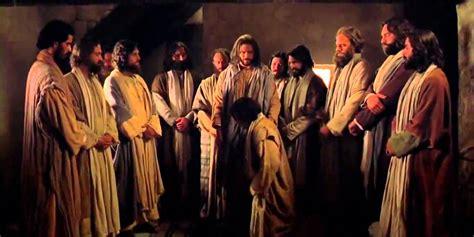 ¿quienes fueron los discipulos de jesus?   Cocupo