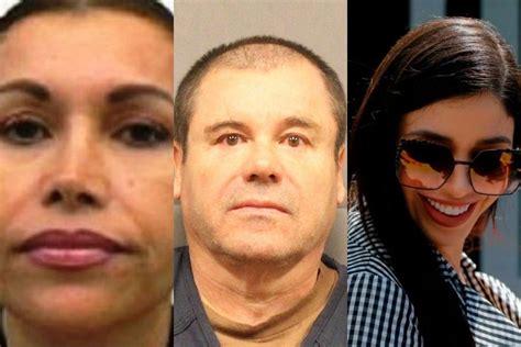 ¿Quiénes son las esposas de Joaquín Guzmán Loera  El Chapo ?