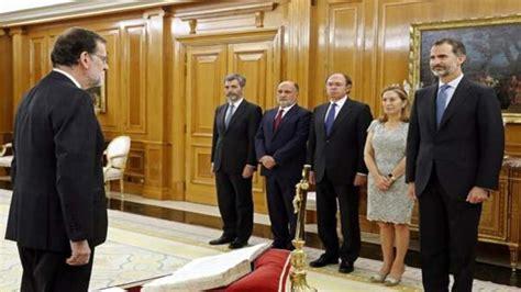 ¿Quiénes son los nuevos ministros del Gobierno de Rajoy?