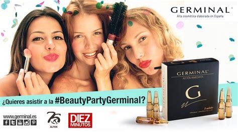 ¿Quieres asistir al evento Beauty que organiza Germinal de ...