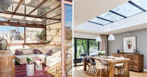 ¿Quieres más luz natural en tu casa? Los techos ...