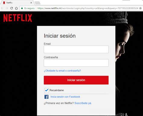 ¿Quieres seguir viendo series en Netflix? ¡No caigas en ...