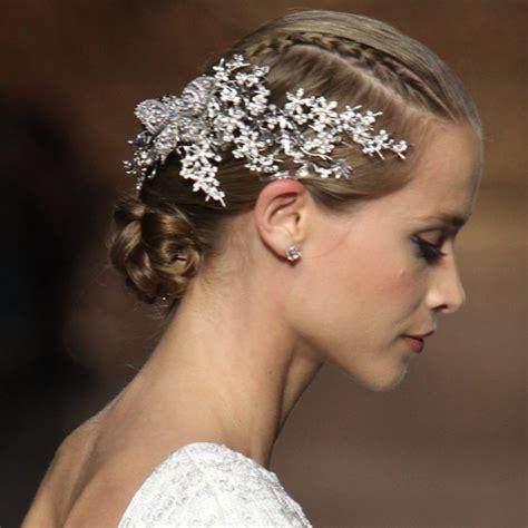 ¡Quiero este pelo!   6 adornos de pelo para novias e invitadas