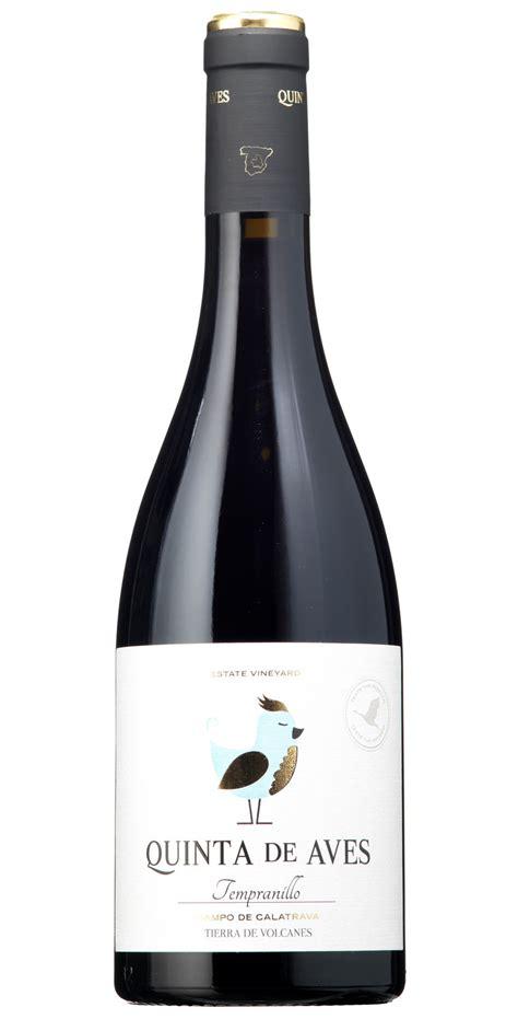 Quinta de Aves Tempranillo 2018 | Comprar vino ...
