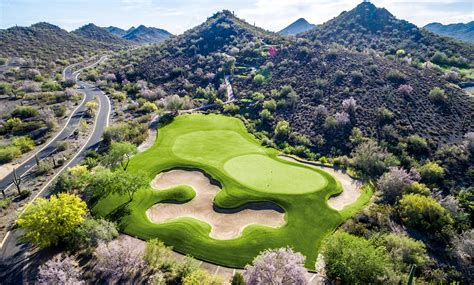 Quintero Golf Club – Tucson and Scottsdale Golf Vacations