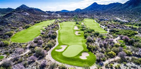 Quintero Golf Club   Tucson and Scottsdale Golf Vacations