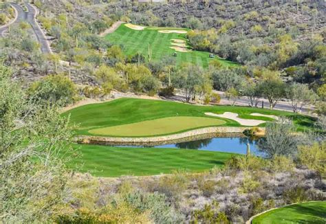Quintero Golf Course, Scottsdale   Eagle Golf Tours