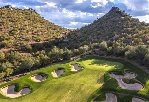 Quintero Golf Course, Scottsdale   Eagle Golf Tours