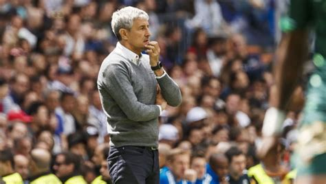 Quique Setien: 5 Things to Know About Barcelona s Next ...