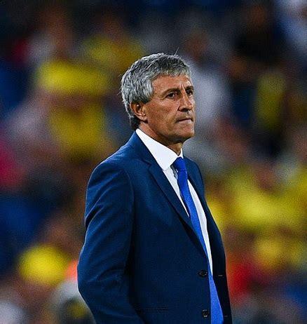 Quique Setien, noul antrenor al Barcelonei | ApropoChat ...