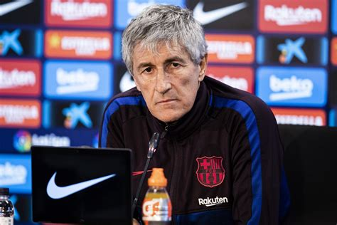 Quique Setien talks Riqui Puig, rondos and Granada ahead ...