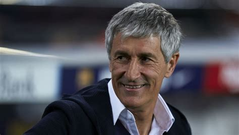 Quique Setien Was Barcelona s Sixth Choice to Become Their ...