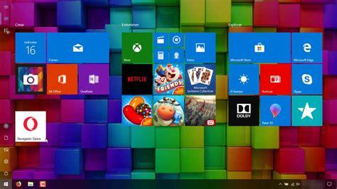 Quitar menú inicio pantalla completa windows 10   YouTube