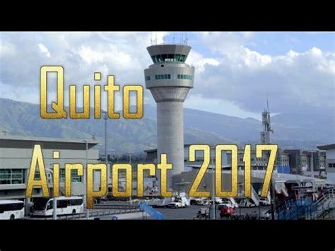 Quito Airport Tour Quito New Airport  Quito Airport ...