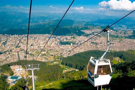 Quito Cable Car Tour | Teleferico Full Day Tour