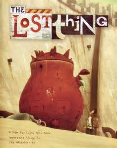 Quote Quoted: The Lost Thing by Shaun Tan | Caught Read Handed