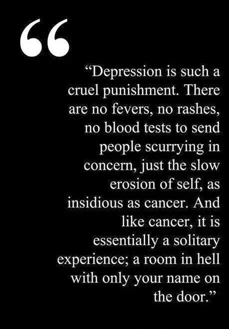Quotes About Depression  Depressing Quotes  0078 3