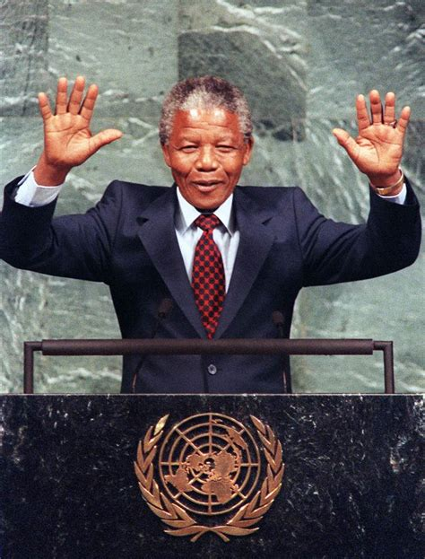 R.I.P.: Nelson Mandela | All That I Love