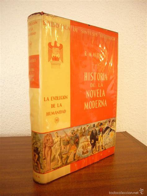 r.m. alberès: historia de la novela moderna  mé   Comprar ...
