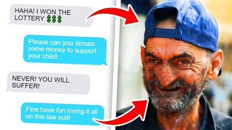 r/prorevenge   Lottery WINNER loses ALL of his money ...