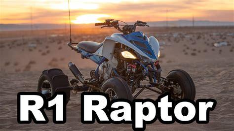 R1 Raptor   YouTube