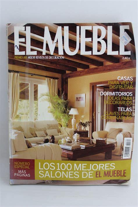 R534 Revista El Mueble 479 Los 100 Mejores Salones De El ...