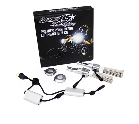 Race Sport RSH4LEDHL Led Headlight Conversion Kit ...