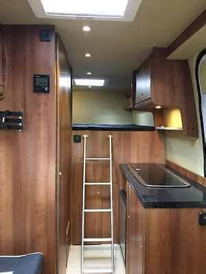 RACE VAN INTERIOR FURNITURE CONVERSION KIT   Sprinter or ...