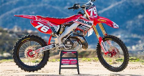 Racer X Films: Garage Build: 2003 Honda CR250R   Racer X ...