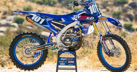Racer X Films: Garage Build 2018 Yamaha YZ250F Big Bore ...