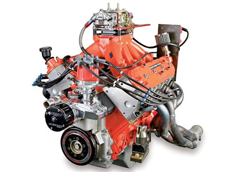 Racing Engine Design 370 Gen III Chevrolet LS Engine   LS1 ...