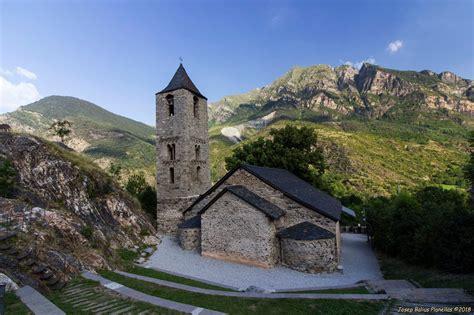 Racons de Catalunya: Sant Joan de Boí  Vall de Boí