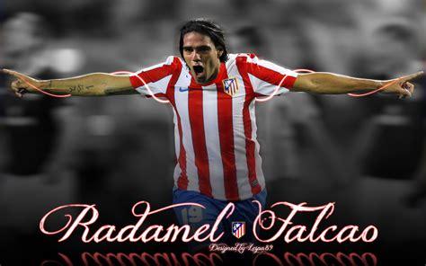 Radamel Falcao Atletico Madrid 2012 | Wallpapers, Photos ...