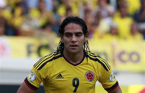 Radamel Falcao, el ausente en Colombia para choques contra ...