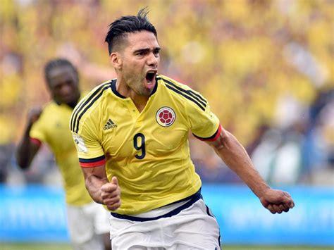 Radamel Falcao:  Es cierto que sueño con jugar mi primer ...