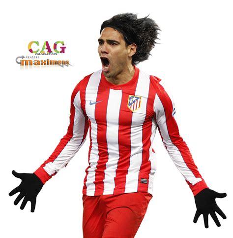Radamel Falcao football render   799   FootyRenders