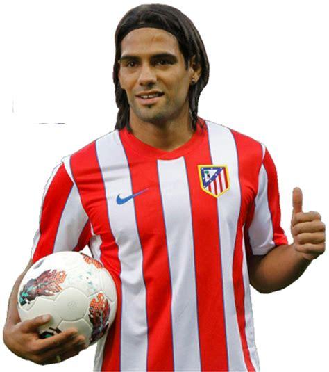 Radamel Falcao García  1986 : futbolista colombiano