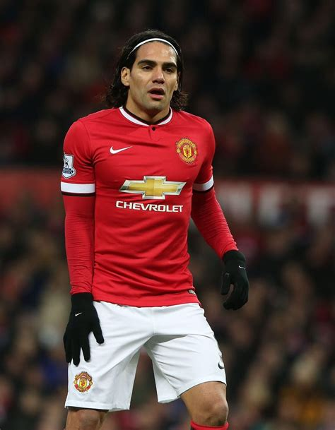 Radamel Falcao had a 100% pass completion rate today. He ...