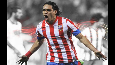 Radamel Falcao Heroe Atletico De Madrid 2011/13   YouTube