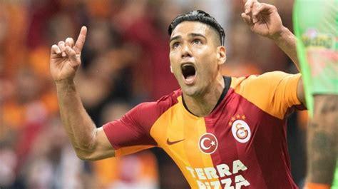 Radamel Falcao marca su primer gol y le da la victoria al ...