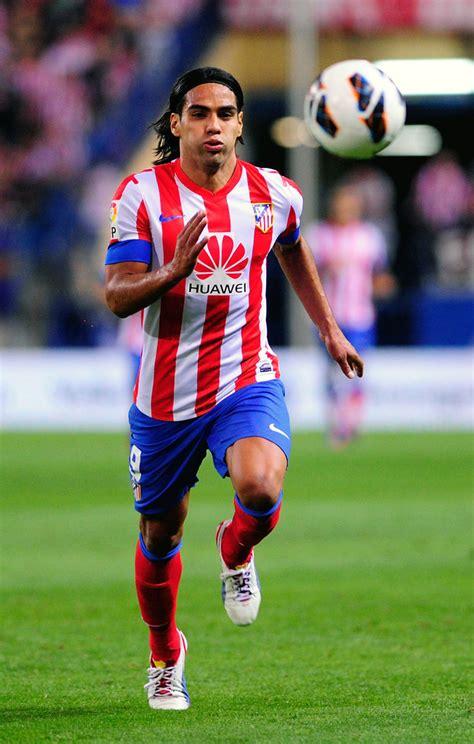 Radamel Falcao Photos Photos   Club Atletico de Madrid v ...