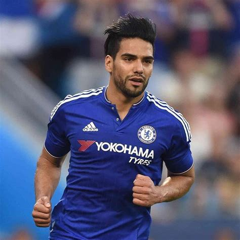 Radamel Falcao Vows To Find The Back Of The Net For Chelsea FC