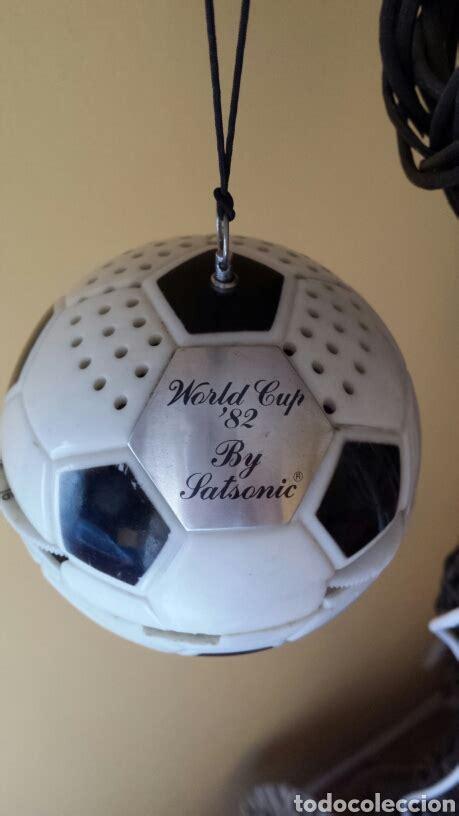 Radio am pelota fútbol mundial españa  82   Vendido en ...