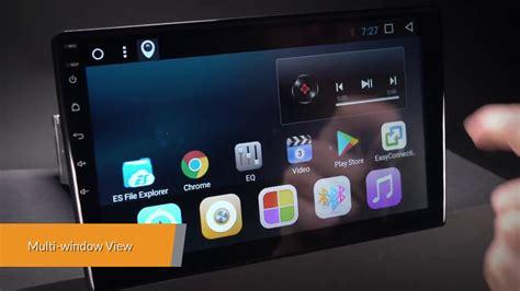 Radio navegador con pantalla 10,1  con Android. TM100L ...