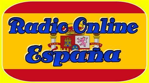 Radio online España, radio online espana, emisoras de ...